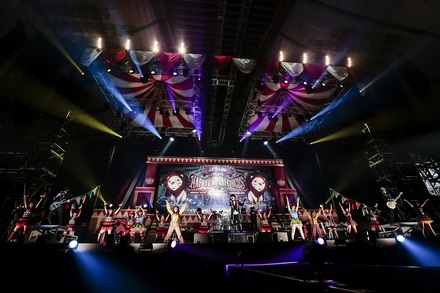 『SPYAIR ARENA TOUR 2016-2017「真冬の大サーカス」』