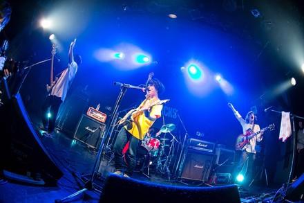 『NECOKICKS presents 「ゆとり爆発ツアー」~パパは Newギニアリリースツアー~』