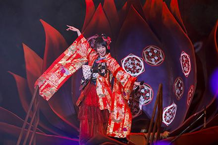 『NANA MIZUKI LIVE ZIPANGU 2017』