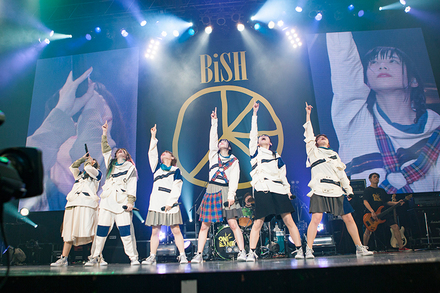 『BiSH NEVERMiND TOUR』
