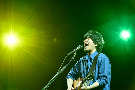 『HATA MOTOHIRO 10th Anniversary LIVE AT YOKOHAMA STADIUM』
