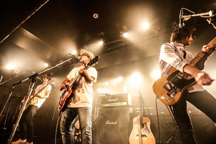 『new single release記念ワンマンLIVE「the band」』