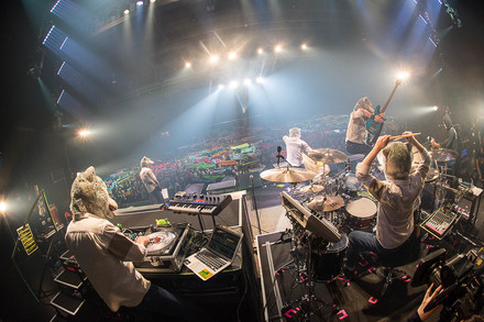 『WOWOW×MAN WITH A MISSION 「WOWGOW LIVE SHOW」』