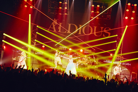 『Aldious Japan Tour 2015~2016』