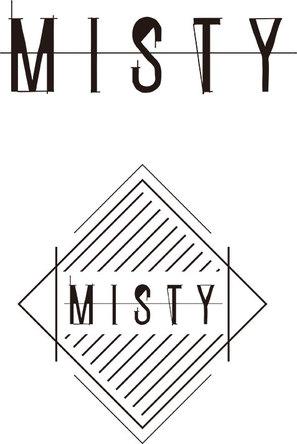 MISTY ロゴ (okmusic UP's)