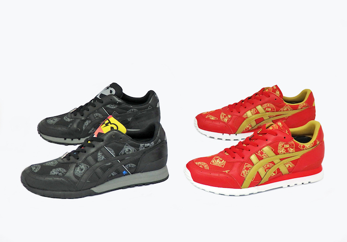 new styles 1d7de 8bd5f Onitsuka Tiger introduces new Tokidoki collaboration ...
