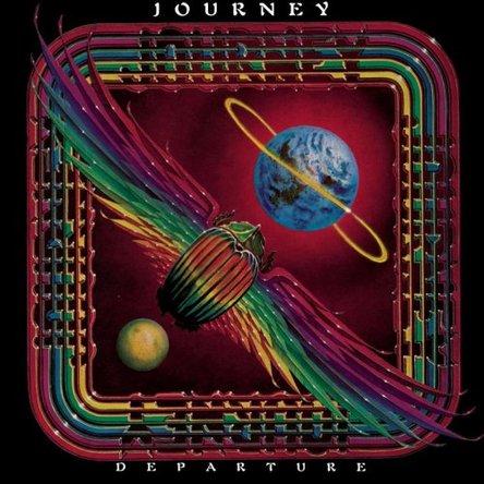 Journey『Departure』のジャケット写真 (okmusic UP\'s)