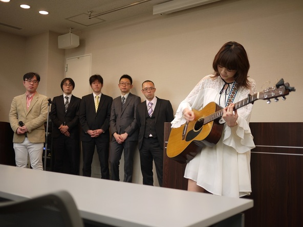 1月16日@名古屋「坪田塾」 (okmusic UP's)