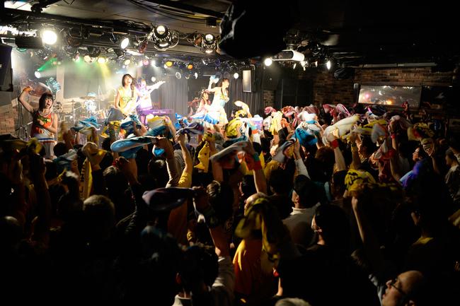 1月15日(金)@「ビクターロック祭り2016」(Gacharic Spin) (okmusic UP's)