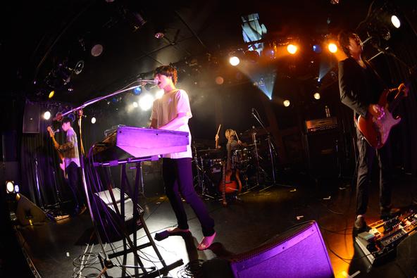 1月14日(木)@「ビクターロック祭り2016」(SHE'S) (okmusic UP's)