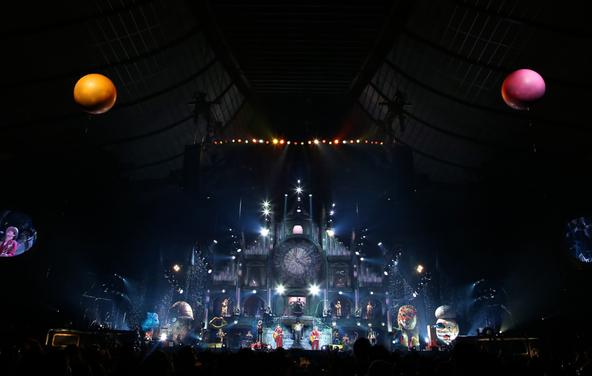 1月17日@東京・国立代々木競技場第一体育館 (okmusic UP's)