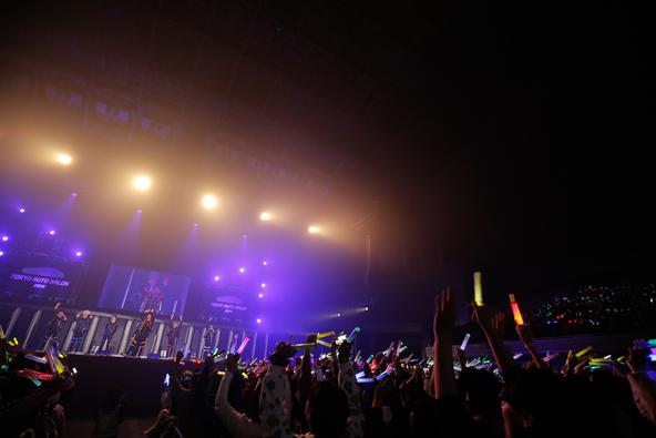 1月17日@『TOKYO AUTO SALON 2016』 (okmusic UP's)