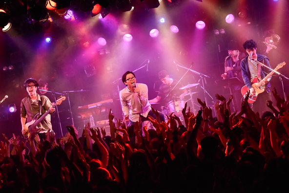 1月17日(月・祝)@渋谷CLUB QUATTRO (okmusic UP's)