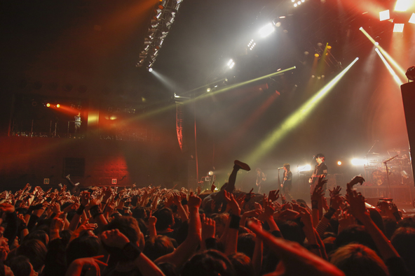 1月17日@ZEPP NAGOYA(VAMPS) (okmusic UP's)