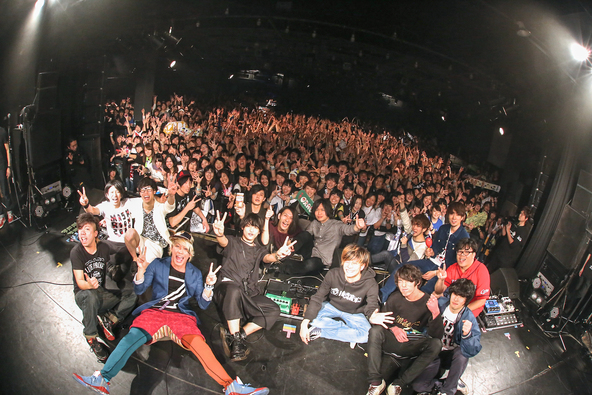 1月17日@LIQUIDROOM ebisu (okmusic UP\'s)