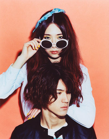 GLIM SPANKY (okmusic UP's)
