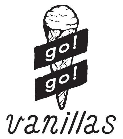 go!go!vanillas ロゴ (okmusic UP's)