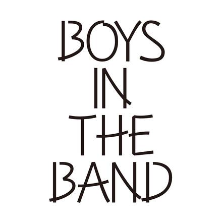 シングル「BOYS IN THE BAND」 (okmusic UP's)