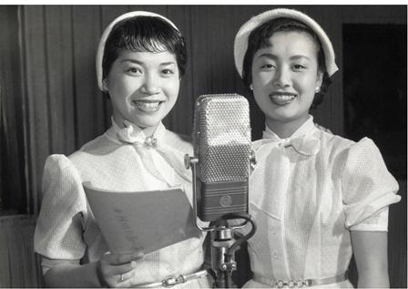 ラジオ番組「美空ひばりアワー」 (c)写真提供TBS(okmusic UP\'s)