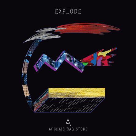 ミニアルバム『EXPLODE』 (okmusic UP's)