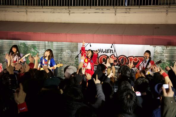 1月27日@がんばれ!Victory 極寒LIVE「集えヒーロー!渋谷の屋上から