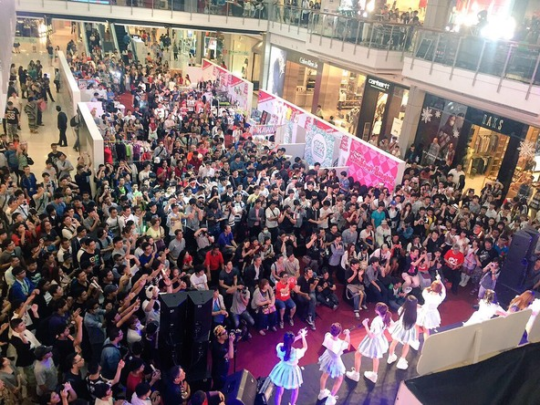 「JAPAN EXPO THAILAND」@セントラルワールド (okmusic UP's)