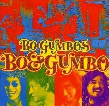 ボ・ガンボスの『BO & GUMBO』ジャケット写真 (okmusic UP\'s)