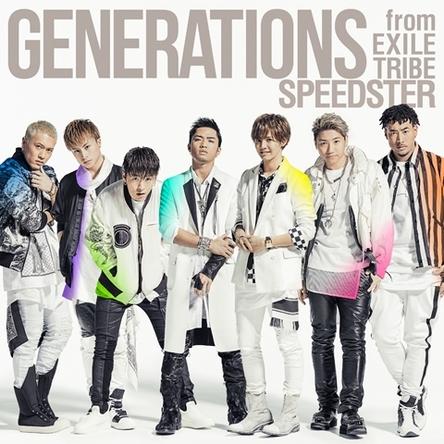 アルバム『SPEEDSTER』【通常盤】(CDのみ) (okmusic UP\'s)