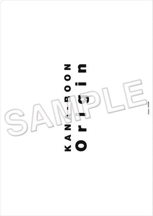 「Origin」A4クリアファイルB(裏) (okmusic UP's)