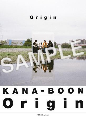 「Origin」ステッカーシート (okmusic UP's)