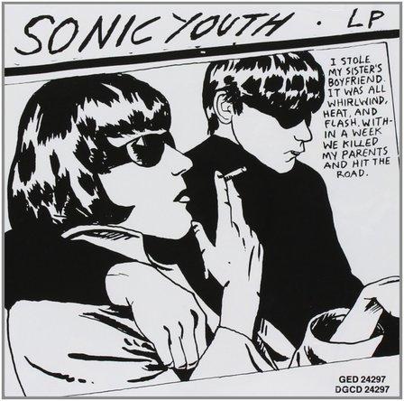 Sonic Youth『Goo』のジャケット写真 (okmusic UP\'s)