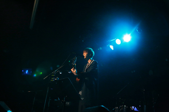 2月4日@渋谷eggman (okmusic UP's)