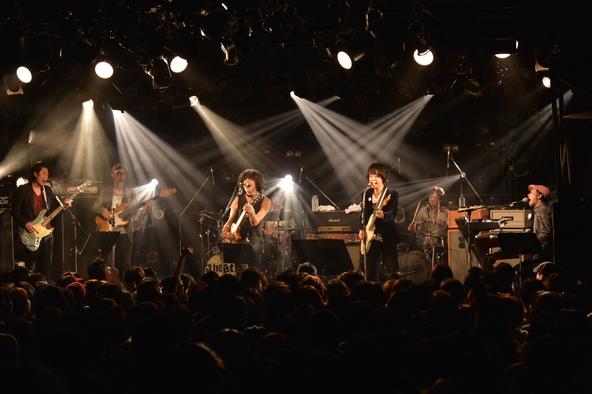 2月5日(金)@満員の渋谷クアトロ (okmusic UP's)