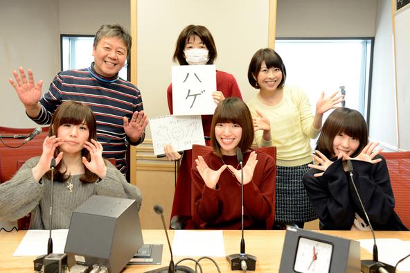 2月10日(火)@文化放送『くにまるジャパン』 (okmusic UP\'s)