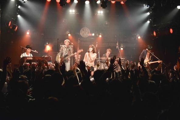 2月11日(木・祝) @HEVEAN'S ROCK さいたま新都心VJ-3 (okmusic UP's)