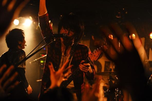 2月11日(木・祝)@東京・渋谷CLUB CRAWL (okmusic UP's)