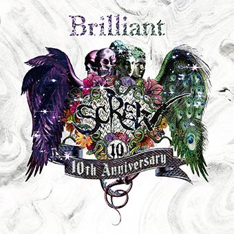 アルバム『Brilliant』【STANDARD EDITION】(2CD) (okmusic UP's)