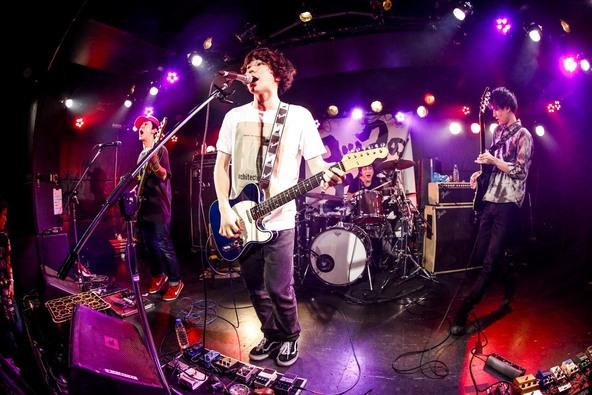 2月16日@東京・新代田FEVER(Brian the Sun) (okmusic UP's)