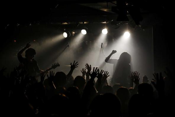 2月16日@東京・新代田FEVER(BURNOUT SYNDROMES) (okmusic UP's)