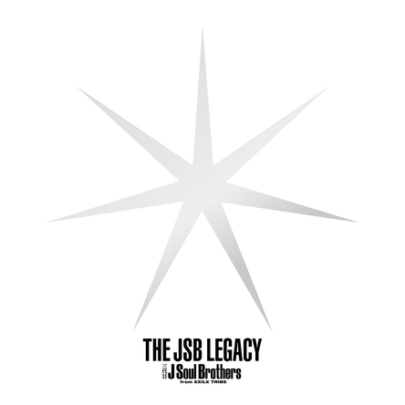 アルバム『THE JSB LEGACY』 (okmusic UP's)