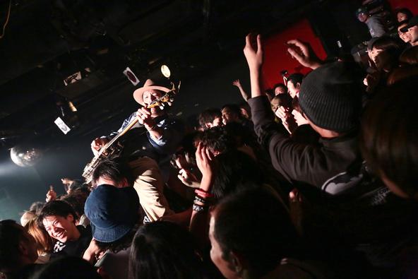2月20日@东京·涩谷THE GAME(okmusic UP's)