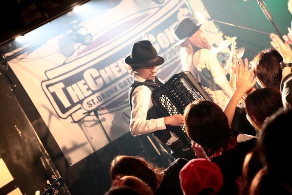 2月20日@東京・渋谷THE GAME (okmusic UP's)