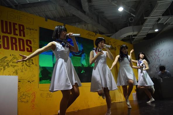2月21日(日)@タワーレコード梅田NU茶屋町店 (okmusic UP's)