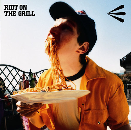 ELLEGARDEN『RIOT ON THE GRILL』ジャケット (okmusic UP's)