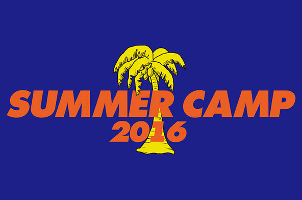 「SUMMER CAMP 2016」ロゴ (okmusic UP's)