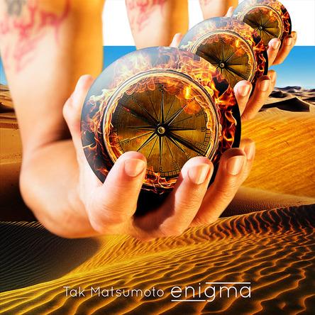 アルバム『enigma』 (okmusic UP's)