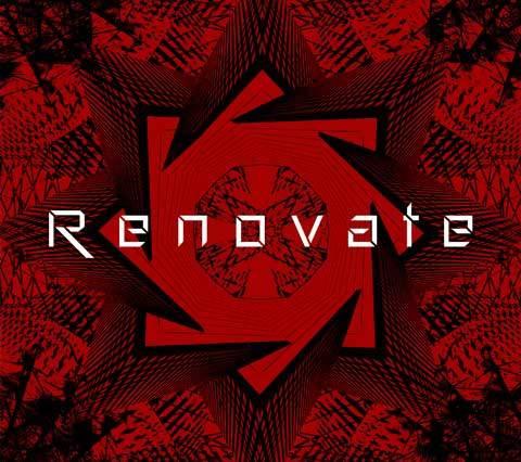 アルバム『Renovate』初回ボックス仕様 (okmusic UP's)