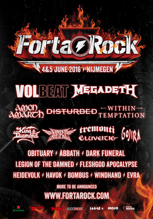 「FortaRock 2016」 (okmusic UP's)