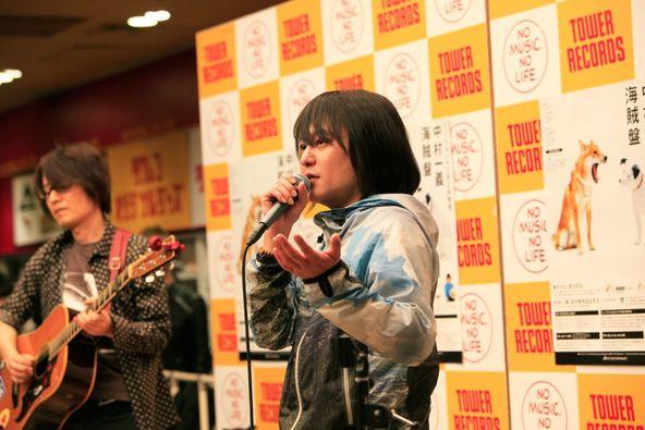 3月2日@タワーレコード渋谷店1Fイベントスペース (okmusic UP's)
