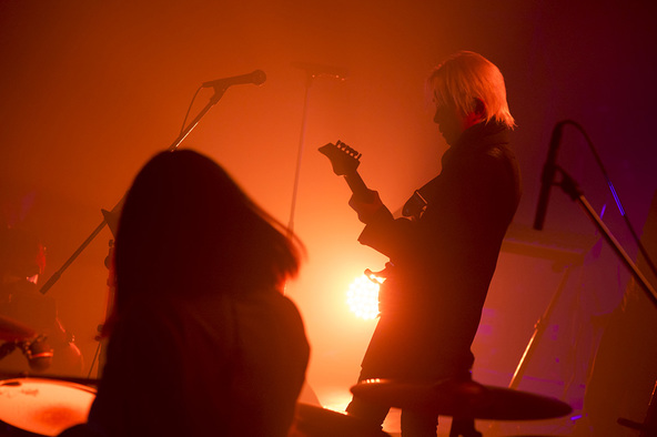 2月22日@東京・恵比寿リキッドルーム (okmusic UP's)